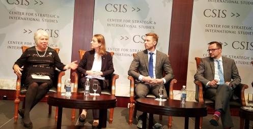 CSIS cyber panel